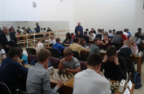 Командный турнир в Кинеле