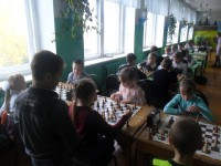 Старт шахматной Азбуки