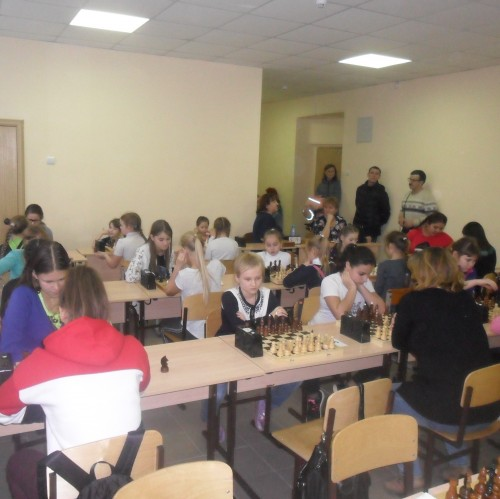 Шахматный турнир памяти Ивана Букавшина