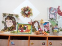 Конкурс-выставка поделок «Осенние фантазии».