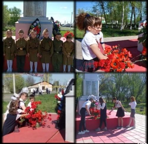 Светлый праздник День Победы